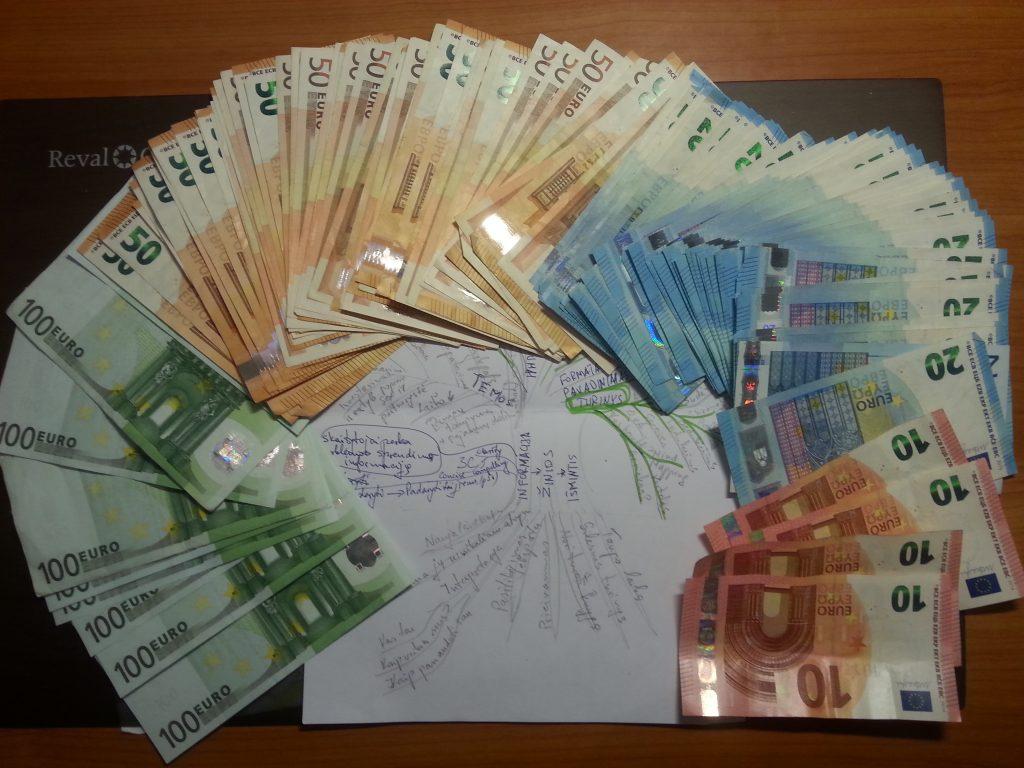 Seminaras poroms Nr. Kaip sutarti dėl pinigų ir turto valdymo